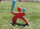 olympic batter