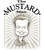 the Mustard Man logo
